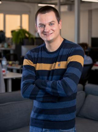Pierre Ripka Intégrateur et responsable sécurité