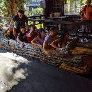 Equipe PP à Europa Park buches au séminaire 2019