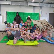 Equipe PP vacances à la plage 2020