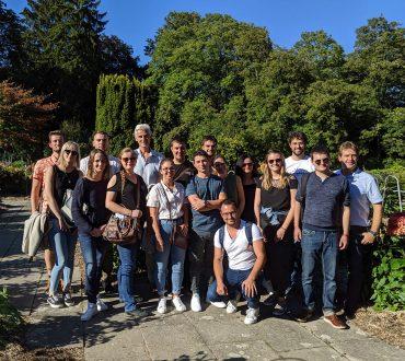 Equipe PP zoo Mulhouse au séminaire 2019