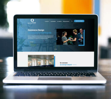 Site web Commerce Design Strasbourg Eurométropole
