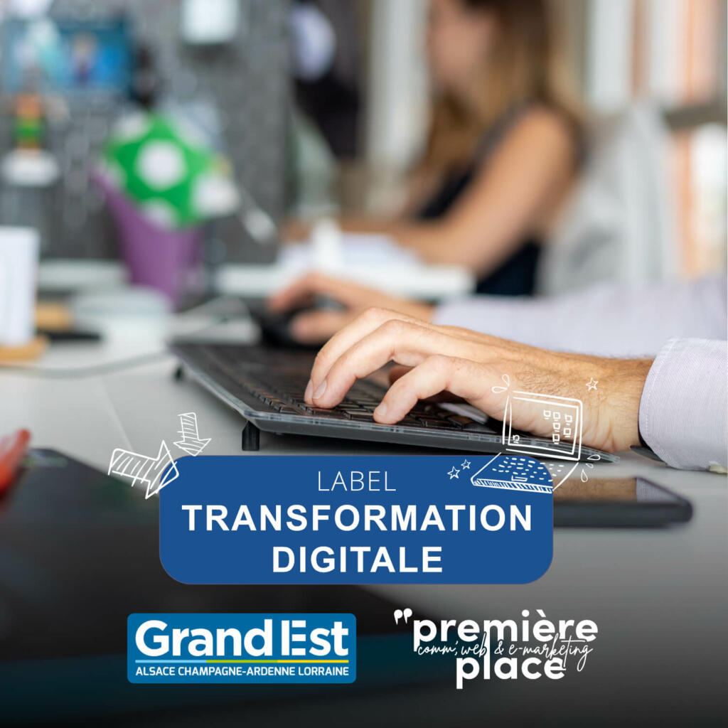 Label Transformation Digitale