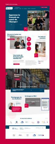 CIEL de Strasbourg site accueil