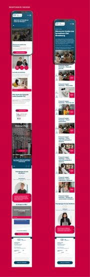 CIEL de Strasbourg site responsive