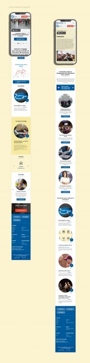 Insieme site responsive